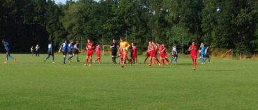 Topholdet smed point til Silkeborg i U/19-ligaen
