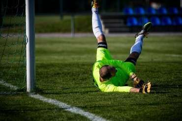 U/17-målmand på Futurelandsholdet: Skal bruges i de hårde tider