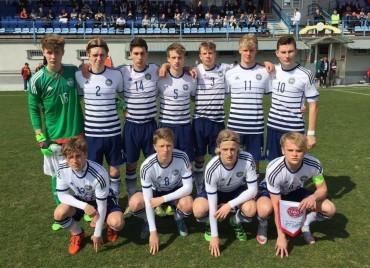 Danmark U/17 klar til EM med 2-1 sejr over Schweiz