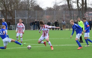 Lyngby U/19 fik revanche efter 0-5: Slog overraskende AaB 2-1