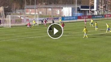VIDEO: Se U/16-Futurelandsholdet banke Sverige