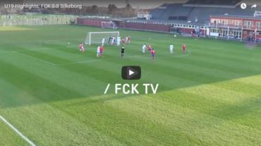Højdepunkter: Se målene fra Silkeborg U/19's første forårssejr
