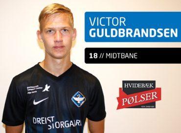 Victor Guldbrandsen om at vende tilbage til Danmark