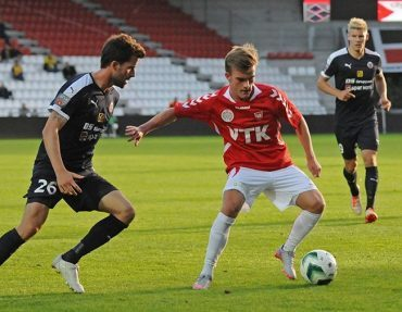 Målscorer Kudsk om landskamp: Det er jo pisse fedt
