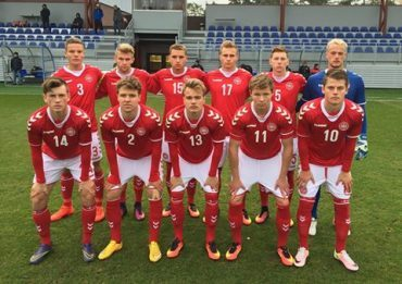 Lynstart sikrede U/20-landsholdet dansk håneret