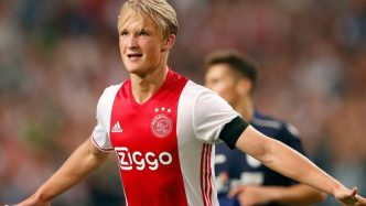 Napoli-angriber: Ajax kan tjene mange penge på Dolberg