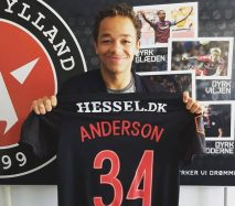Anderson inden Brøndby-kamp: Vi skal have tre point