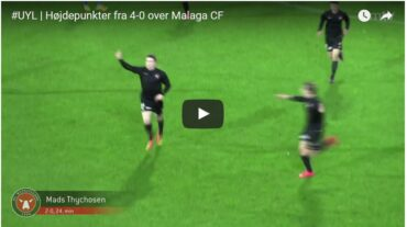 Video: FCM U/19 sikkert videre i Youth League