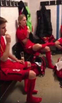 Video: Sådan fejrer FCM U/19 sejren ved de nordiske mesterskaber