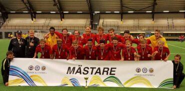 FCM U/19 vinder af de nordiske mesterskaber