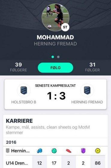Dagens Tonsser-talent: Mohammad Masood, FC Midtjylland