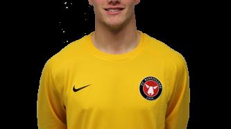 FCM forlænger ikke med ung målmand