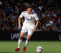 Robert Skov kan blive den mest scorende i Superliga-historien